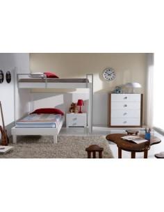 Dormitorio juvenil Laila 4
