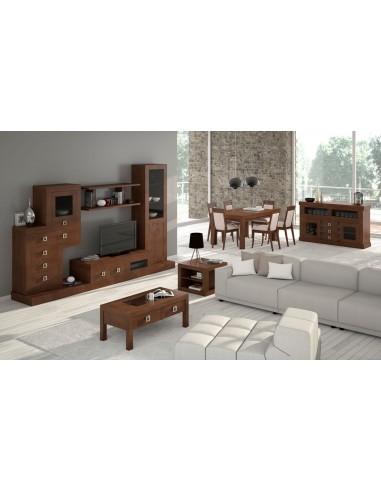 Salón madera Enara 9