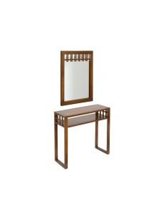 Mueble recibidor clásico de...