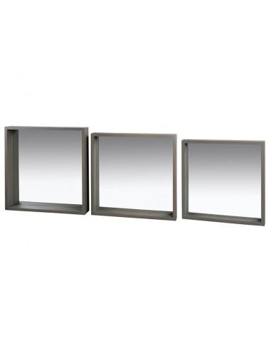 Jgos.3 espejos cuadrados...