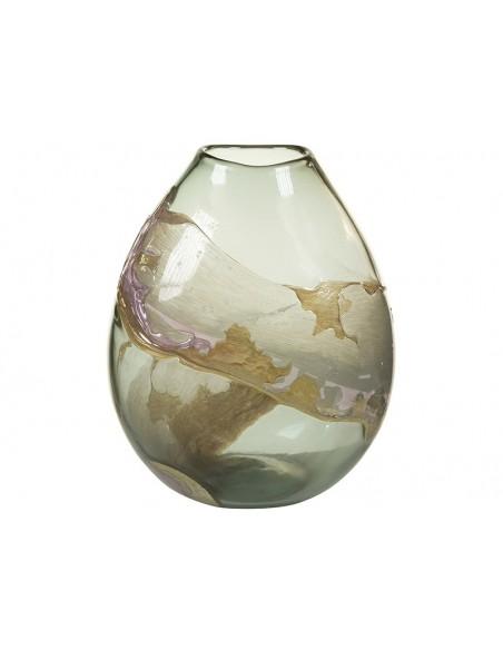 Jarrón cristal decorado - Ref.46378