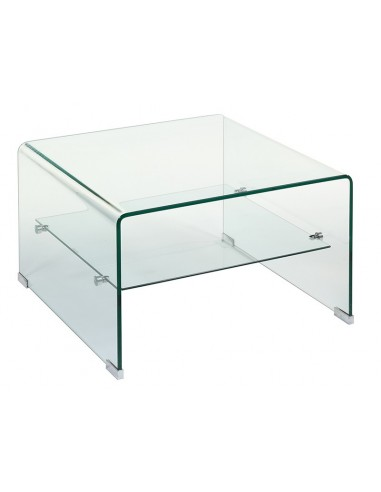 Mesa centro cristal...