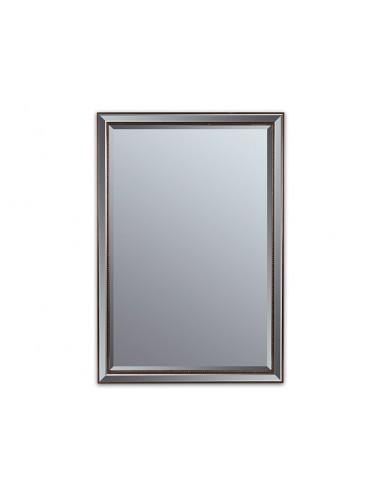 Espejo bronce antiguo -...