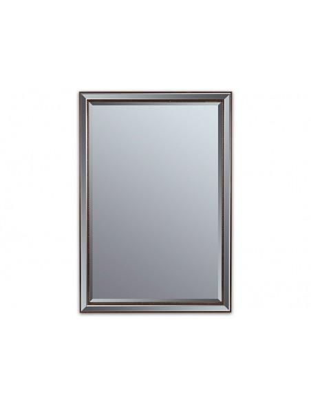 Espejo bronce antiguo - Ref.16206
