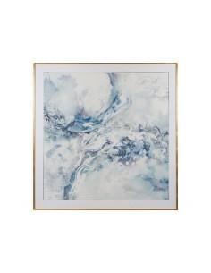 Cuadro gel abstracto -...
