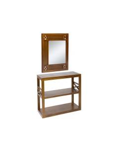 Recibidor Forest espejo -...