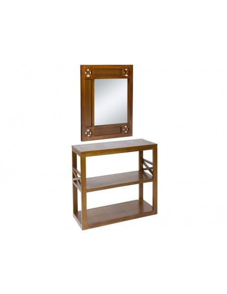 Recibidor Forest espejo - Ref.30202