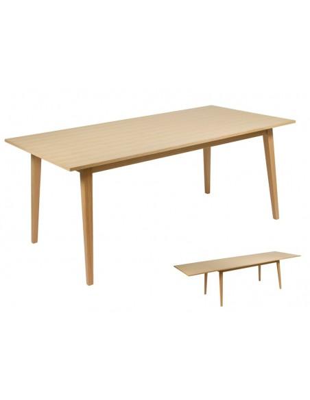 Mesa extensible Wood - Ref.51527