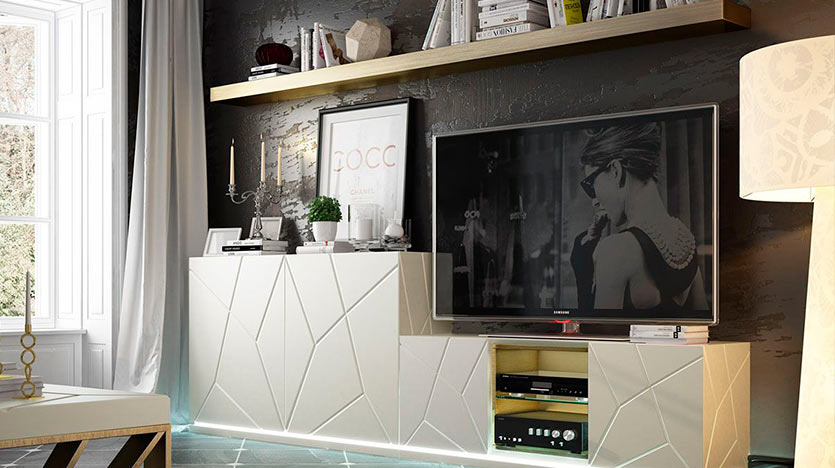 mueble salon moderno franco furniture