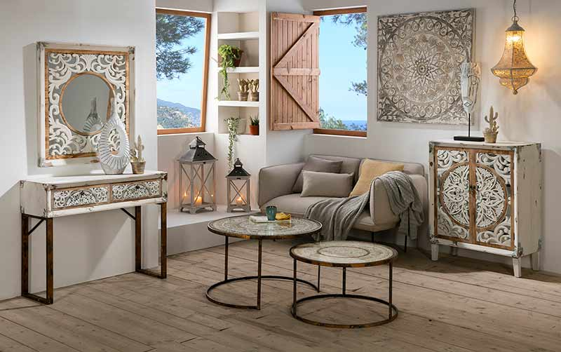 muebles etnicos