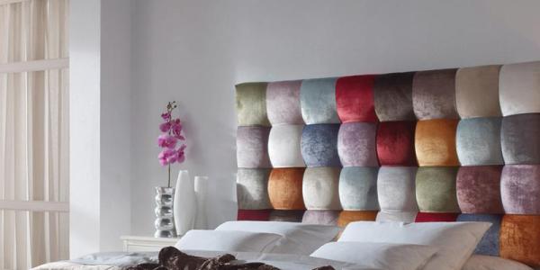 Cabeceros tapizados originales ¡5 propuestas que te encantarán!