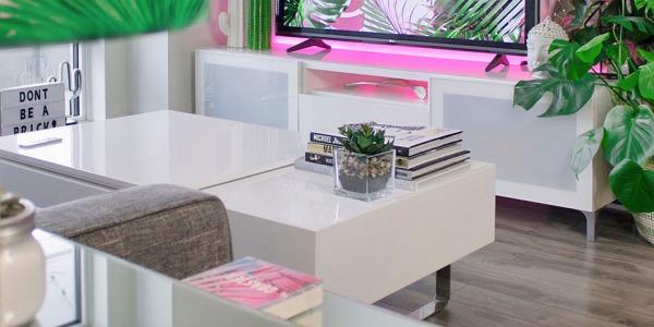 Los 5 tipos de mesas de centro que te encantarán para tu casa